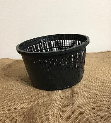 Vaso rete per piante acquatiche (diametro 22 cm x 12 h)