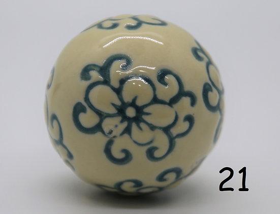 Ukidama media N° 21 - diametro 4 cm