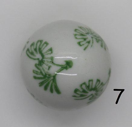 Ukidama piccola N° 7 - diametro 3 cm