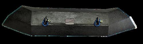 Steel Front Bumper - Upgrade to a heavy duty steel bumper.