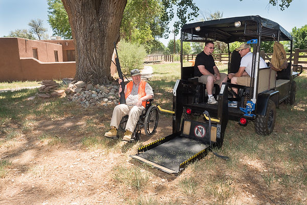 Buddy Buggy SPORTSMAN edition is fully equipped to take friends outdoors.jpg