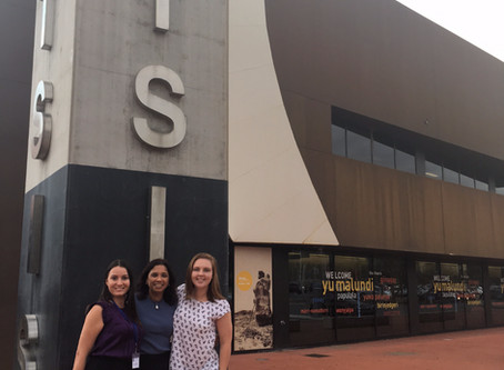 Another successful True Tracks event in Canberra!