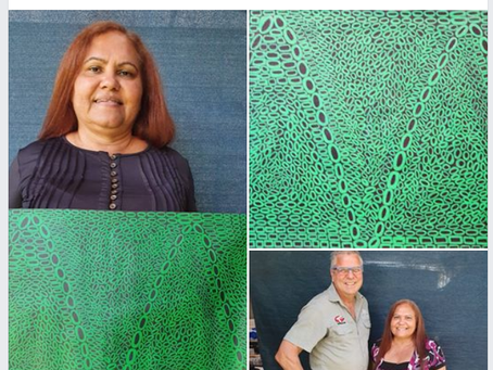 Promoting ethical manufacture of Indigenous art products with Art Licensing Agreements