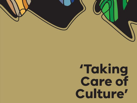 Taking Care of Culture in Victoria: We want to hear from you!