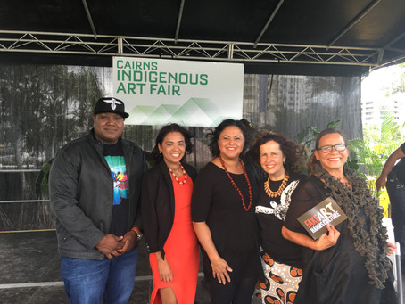 Fake Art Harms Culture: Highlights from Terri's trip to Cairns Indigenous Art Fair