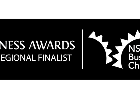 We've been selected as Finalists in the Sydney City Regional Business Awards!