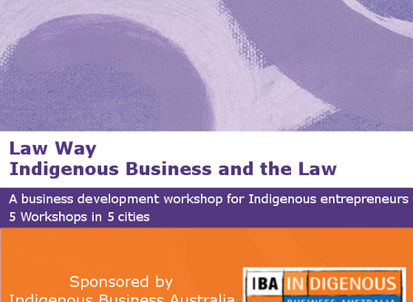 We're giving free workshops across Australia, brought to you by IBA!