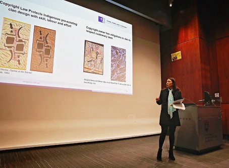 Indigenous Knowledge is not Terra Nullius