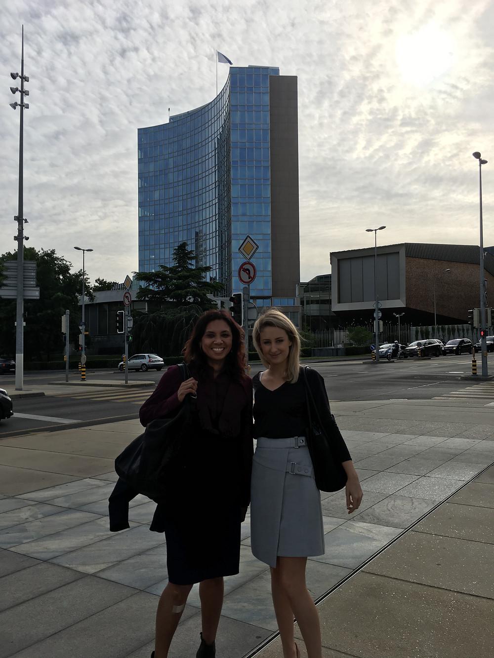 Terri Janke and Aideen Fitzgerald
