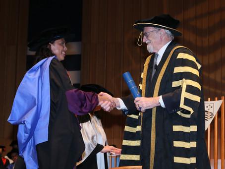 Terri Janke - Awarded the JG Crawford Prize for her PhD True Tracks