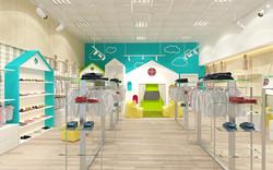 Fashion Kids детский магазин в ТЦ Южный