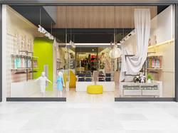 Магазин детской одежды в ТРК Кольц