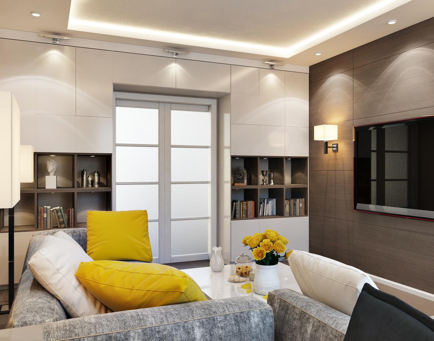 Квартира в  Солнечный город
