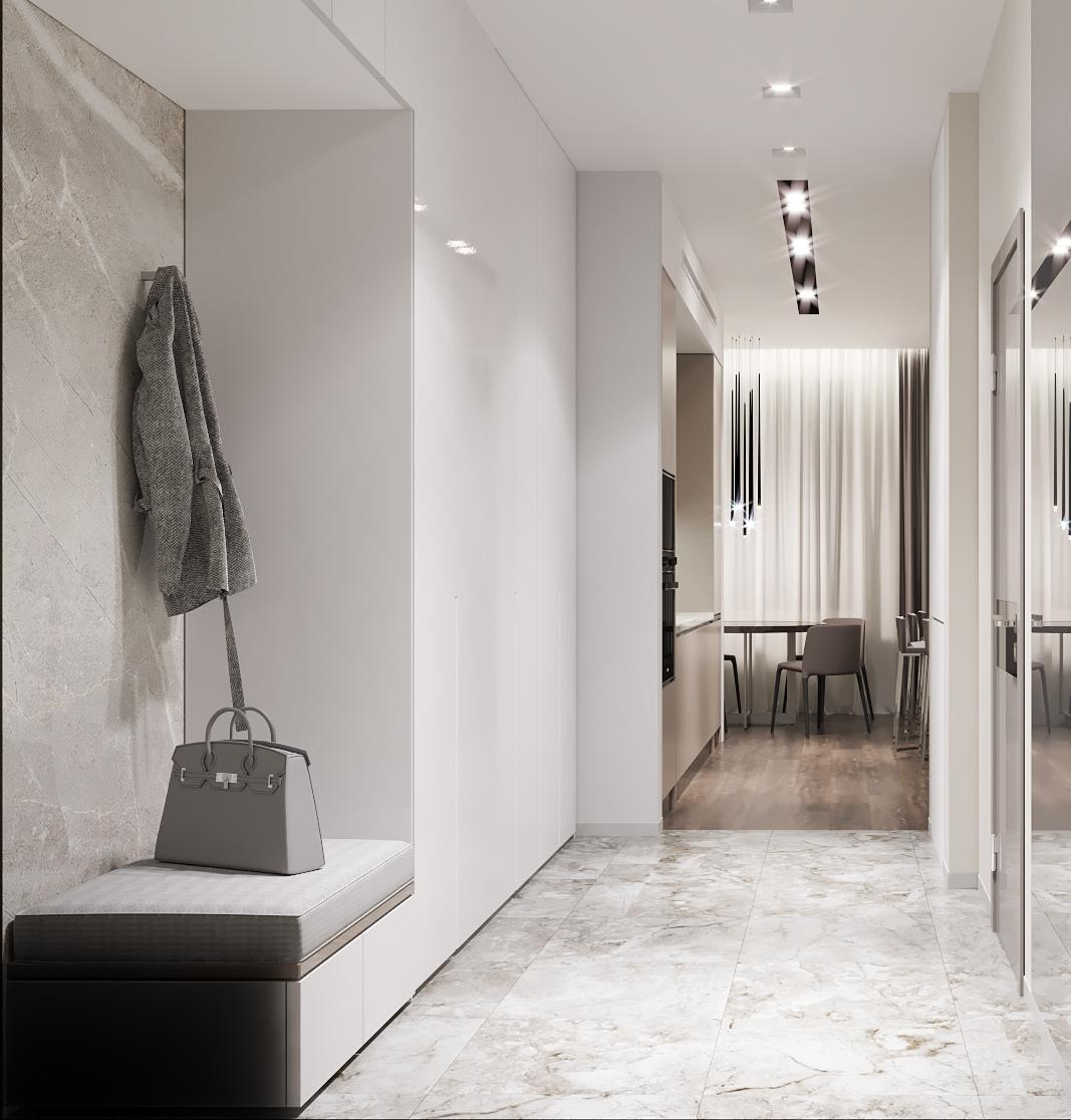 Квартира на Абсалямова 2018