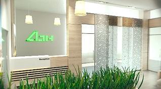 Дизайн интерьера офиса. Студия дизайна интерьера Domos тел 2588205 Казань