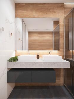 Дизайн интерьера ванны