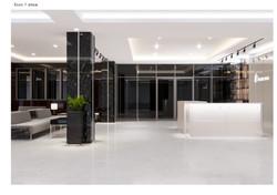 Офис коммерческого помещения