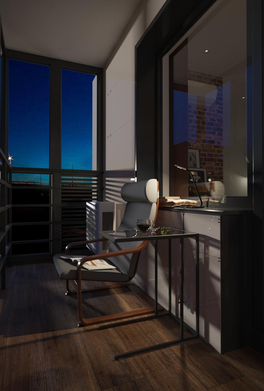 Квартира на Сибгат Хакима