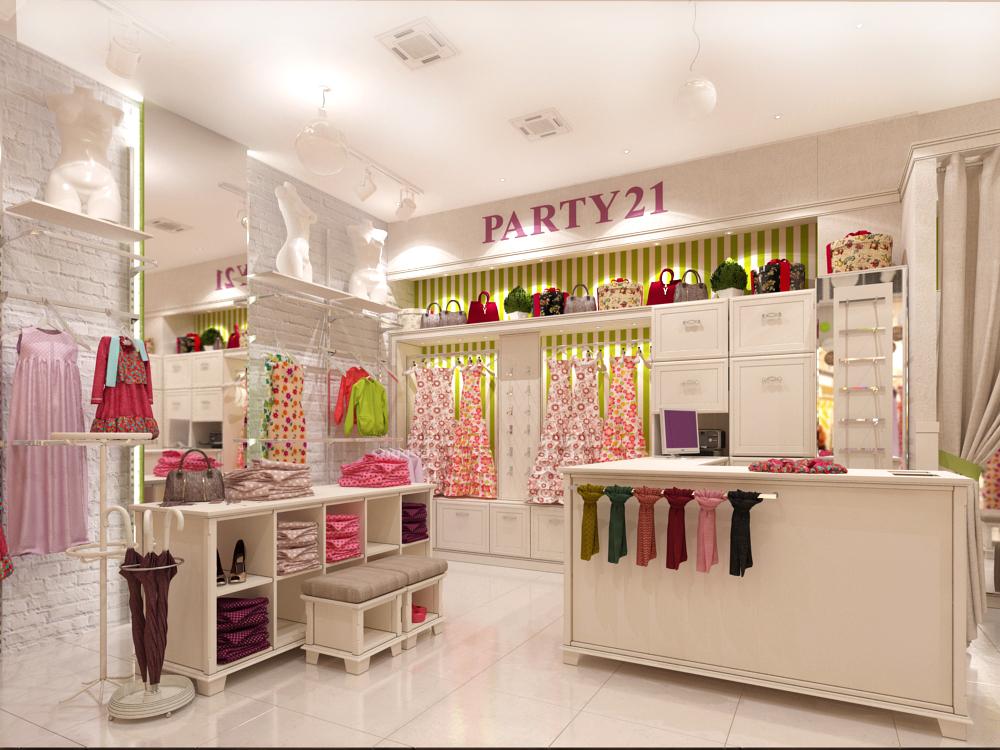 Магазин одежды Party21