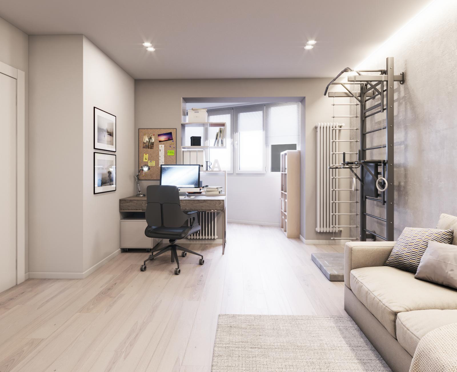Квартира на Фучика4д