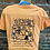 Thumbnail: Womens Benders T-Shirt | Orange