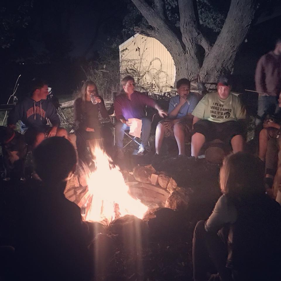 c2youth campfire a