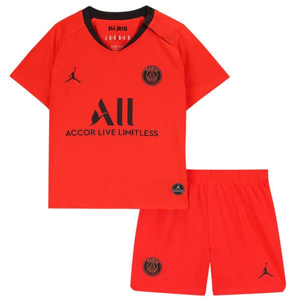 חליפת ילדים פריז סן ז רמן חוץ 2020 2019 חולצות כדורגל