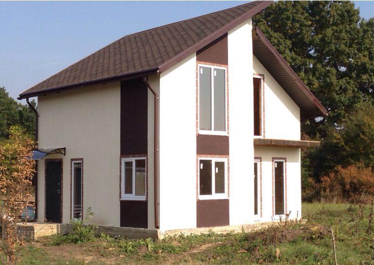 Строительство домов в Краснодаре под ключ - готовые проекты домов и коттеджей