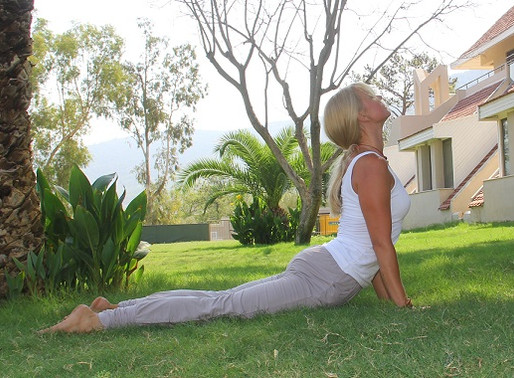 Yoga Morning Retreat on Saturday April 13th