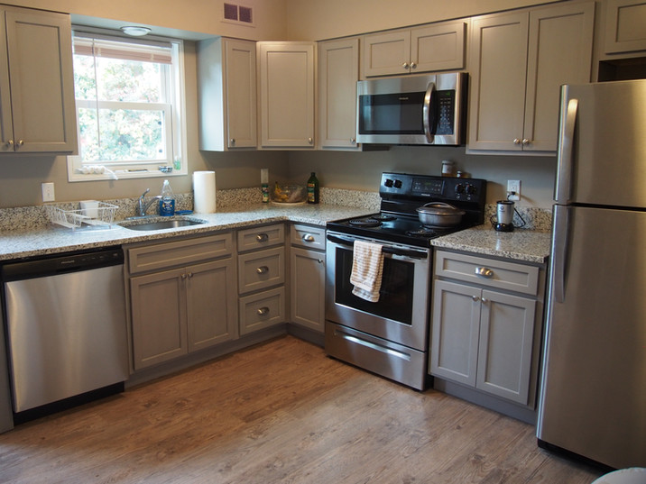 Newly Updated Kitchens with Granite Countertops
