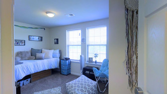 Decorate your room to best fit you! Comfort is key at Madison and Brookside.