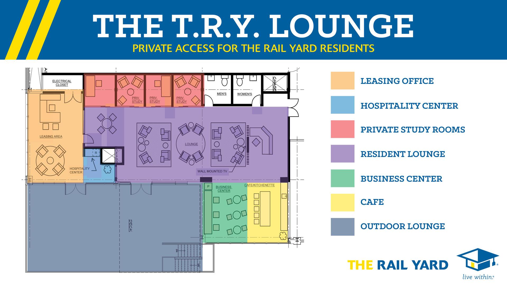 The Rail Yard Downtown Lounge
