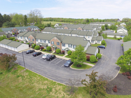 Private Townhome Community
