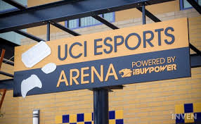UCI Arena Front