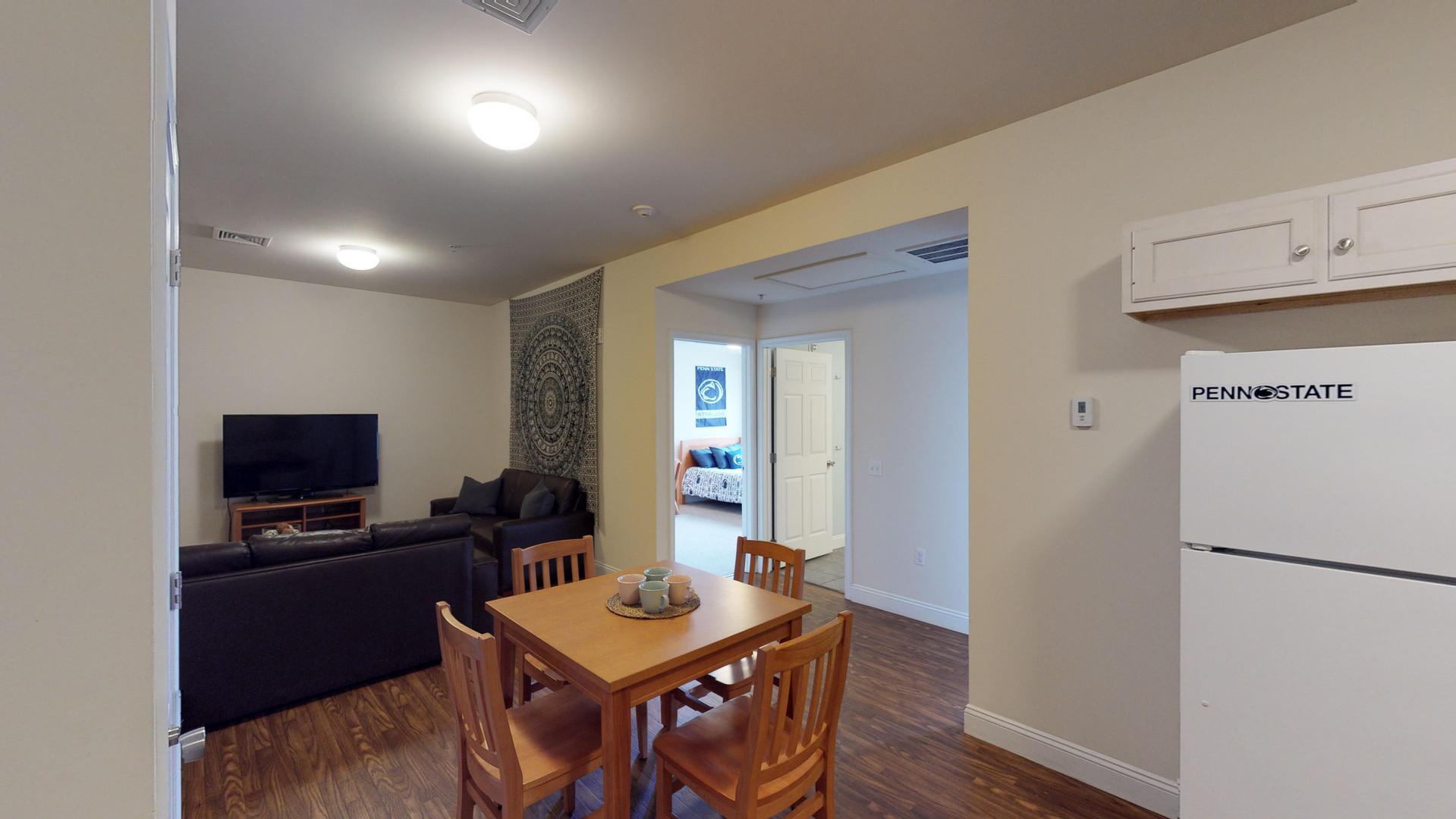 Schoolhouse Lofts Two Bedroom Apartment