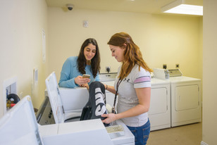 FREE Laundry Rooms Available in Every Building