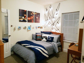 Fully-Furnished Bedrooms