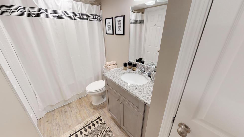Full Sized Bathrooms