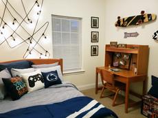 Campus Heights Bedroom