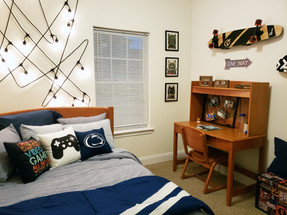 Fully Furnished Bedrooms