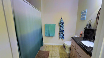 No more shared bathrooms. At Brookside, you'll have your own private bathroom!