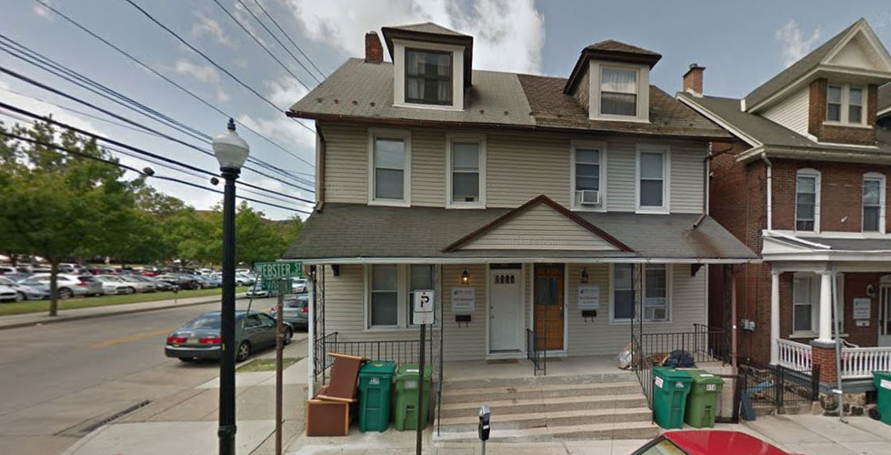 416 Webster Street Exterior