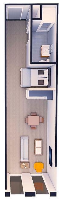 Apartment 322