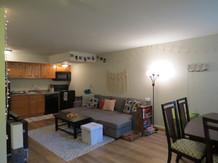 Open Floor Plan with Full Kitchen
