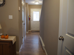 Renovated Interiors in State College off campus housing.