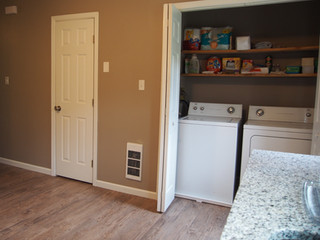 Full-Sized Washer and Dryer in Every Unit
