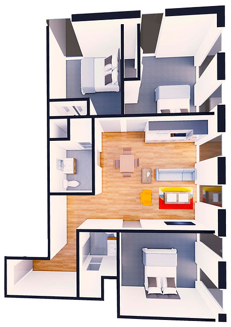 Apartment 219