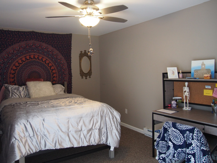 Individual Private Bedrooms for Every Resident