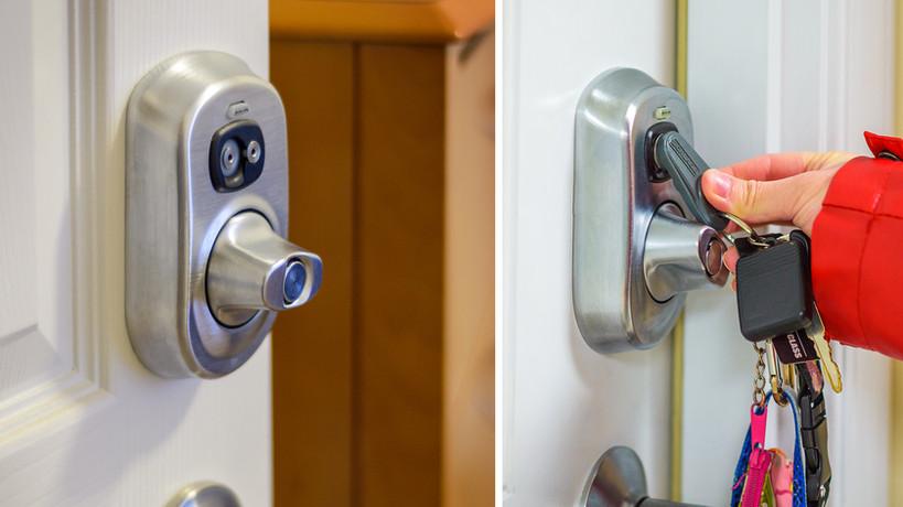 Key Fob Lock
