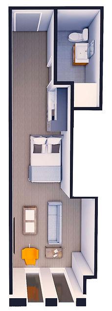 Apartment 318